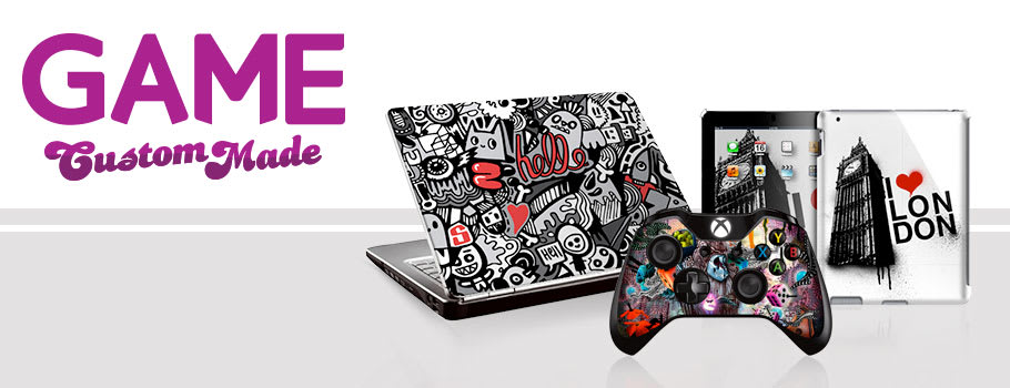 GAME Custom Made - Buy Now at GAME.co.uk!