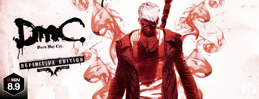DmC Definitive Edition for PlayStation 4 - Preorder Now at GAME.co.uk!