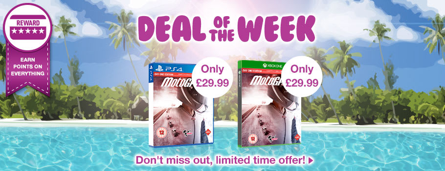 Deal of the Week - Buy Now at GAME.co.uk!