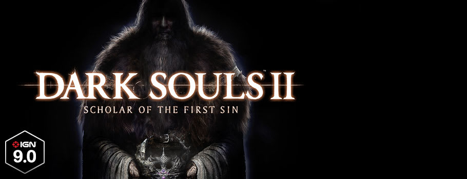 Dark Souls II Scholar of the First Sin for Xbox One - Preorder Now at GAME.co.uk!