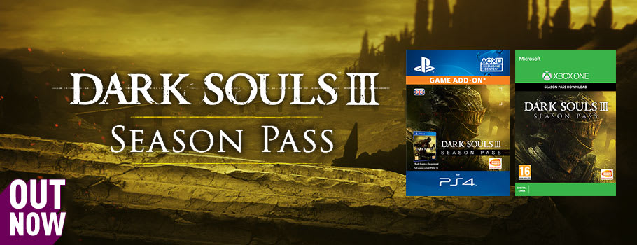 Dark Souls 3 Season Pass for Xbox One and PS4 - Download Now at GAME.co.uk!