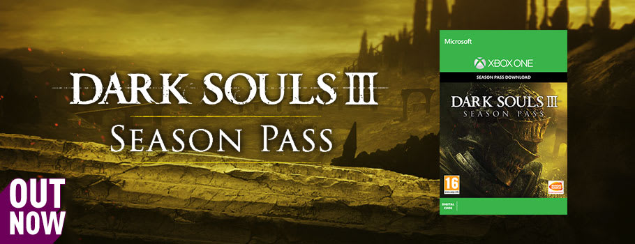 Dark Souls 3 Season Pass for Xbox Live - Buy Now at GAME.co.uk!