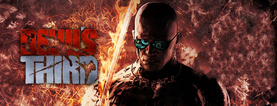 Devil's Third for Nintendo Wii U - Preorder Now at GAME.co.uk!