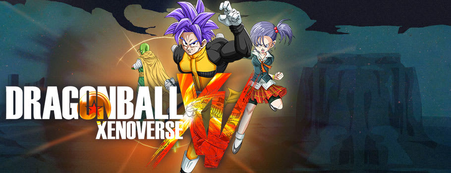 Dragon Ball Xenoverse - Preorder Now at GAME.co.uk!