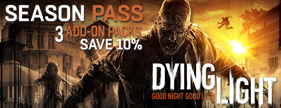 Dying Light Season Pass for PlayStation Network - Download Now at GAME.co.uk!