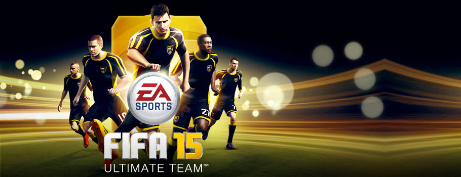 FIFA 15 Ultimate Team - Download Now at GAME.co.uk!