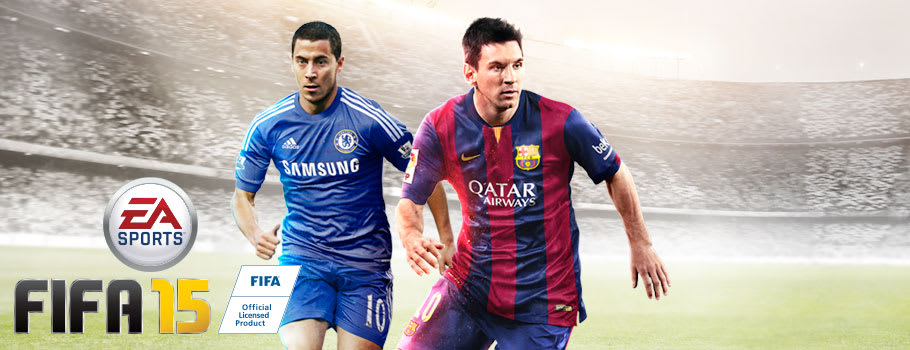 FIFA 15 for PlayStation VITA - Buy Now at GAME.co.uk!