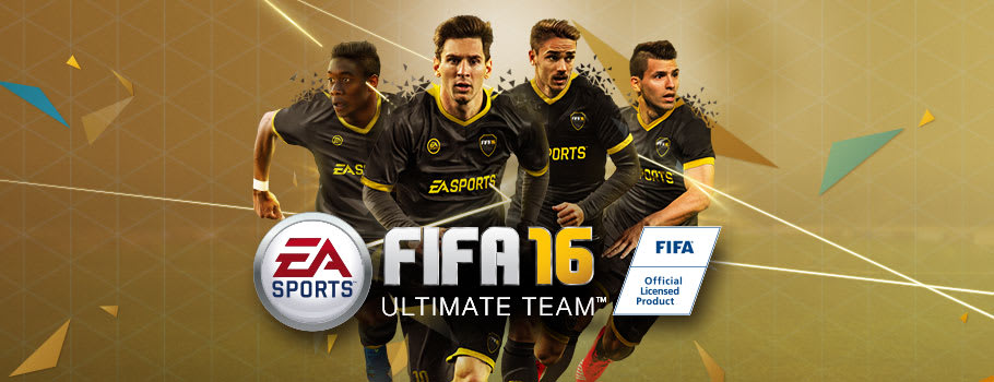 FIFA 16 Ultimate Team on PlayStation - Download Now at GAME.co.uk!