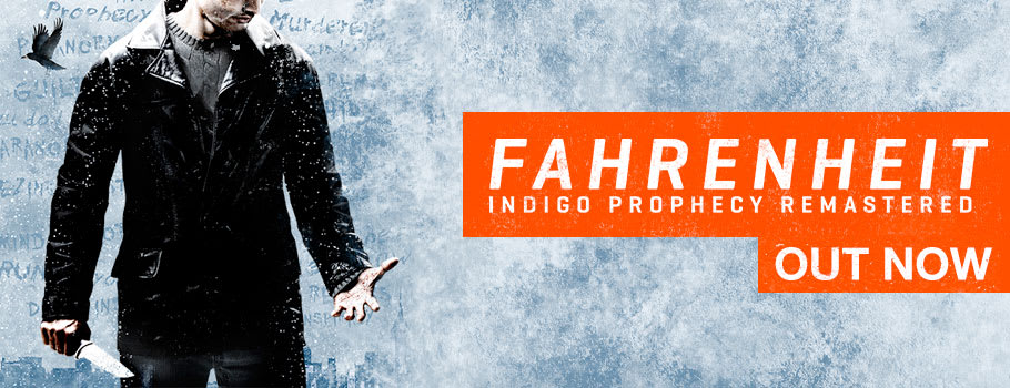 Farenheit Indigo Prophecy for PC Download - Download Now at GAME.co.uk!