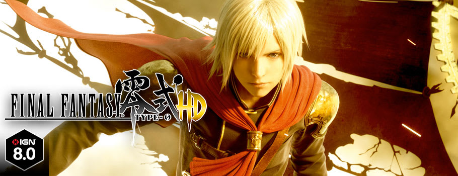 Final Fantasty Type-0 - Preorder Now at GAME.co.uk!