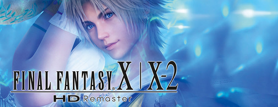 Final Fantasy X/X-2 for PlayStation 4 - Buy Now at GAME.co.uk!