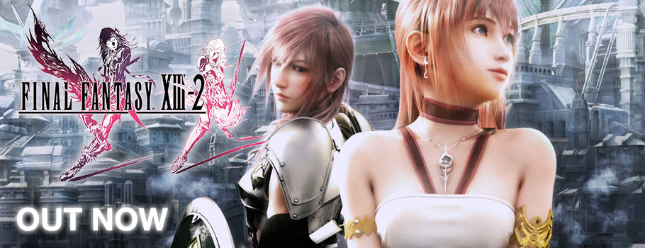 Final Fantasy XIII-2 for PC Download - Download Now at GAME.co.uk!