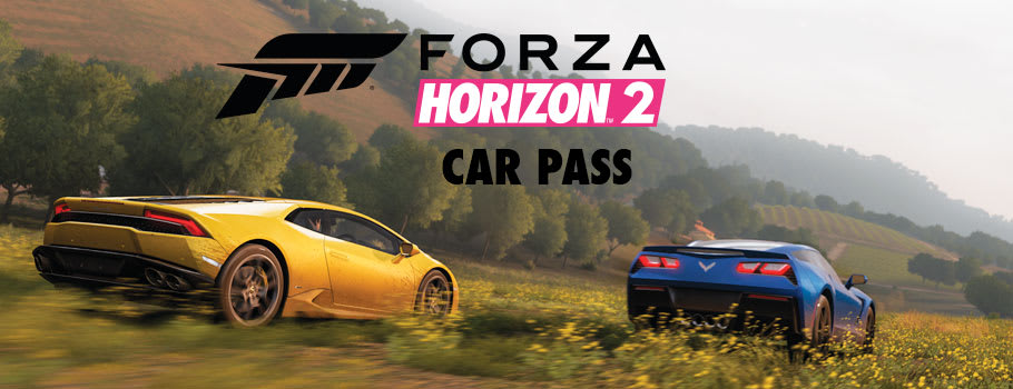 Foza Horzion 2 Car Pass for Xbox Live - Download Now at GAME.co.uk!