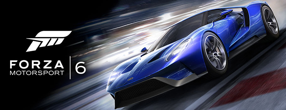Forza Motorsport 6 for Xbox Live - Download Now at GAME.co.uk!
