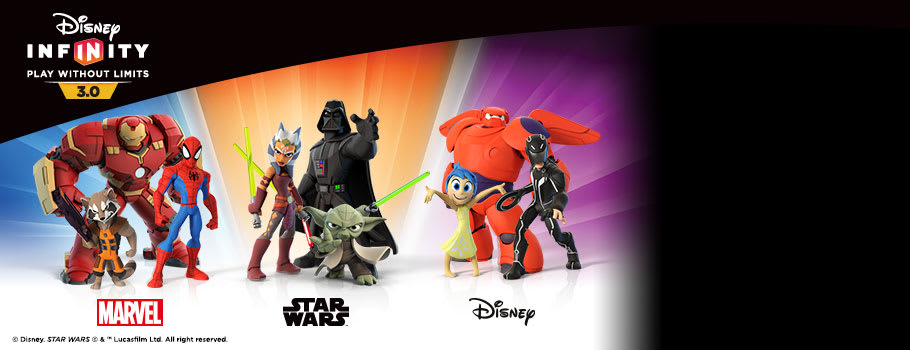 Disney Infinity 3.0 for Xbox 360 at GAME.co.uk!