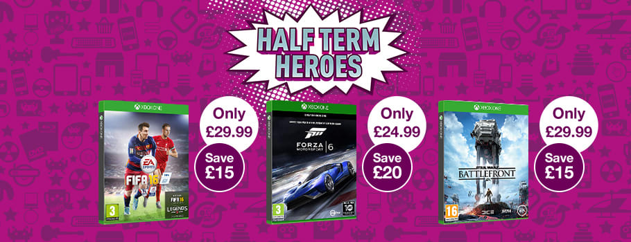 Half Term Heroes for Xbox One - Buy Now at GAME.co.uk!
