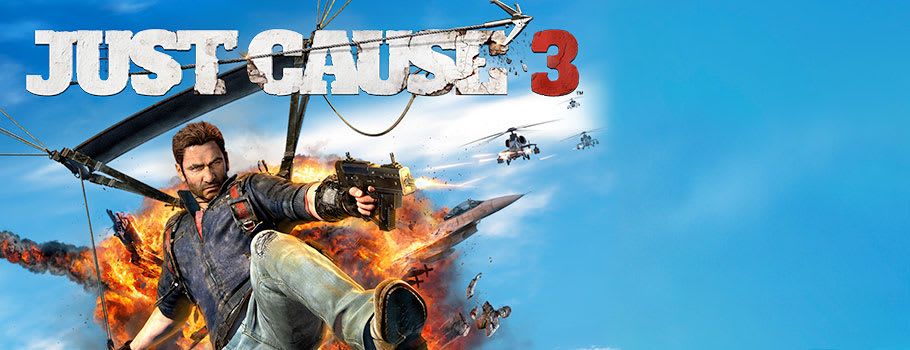 Just Cause 3 - Pre-order Now at GAME.co.uk!