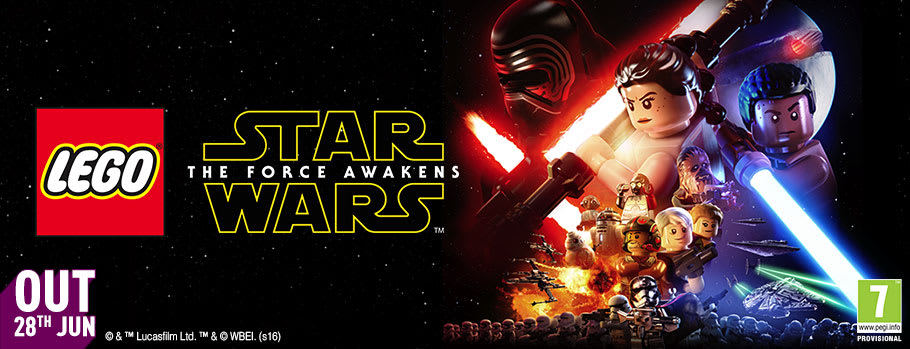 LEGO Star Wars Force Awakens - Pre-order Now at GAME.co.uk!