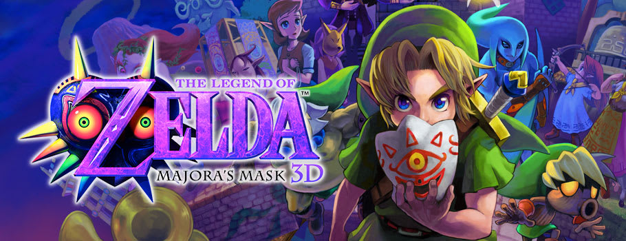 The Legend of Zelda: Majora's Mask for Nintendo eShop for Nintendo eShop - Download Now at GAME.co.uk!