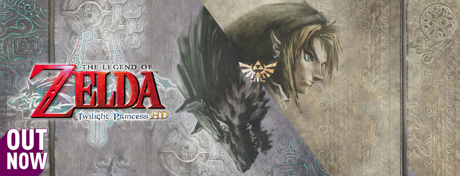 The Legend of Zelda:Twilight Princess for Nintendo Wii U from Nintendo eShop - Download Now at GAME.co.uk!