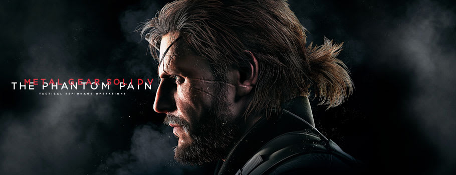 Metal Gear Solid V:The Phantom Pain for PC - Preorder Now at GAME.co.uk!