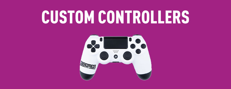 GAME Marketplace Custom Controllers -  Buy Now at GAME.co.uk!