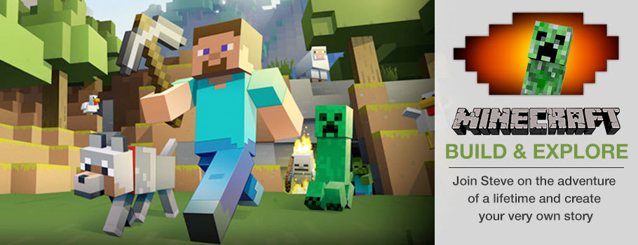 Minecraft for GAME Junior - Buy Now at GAME.co.uk!