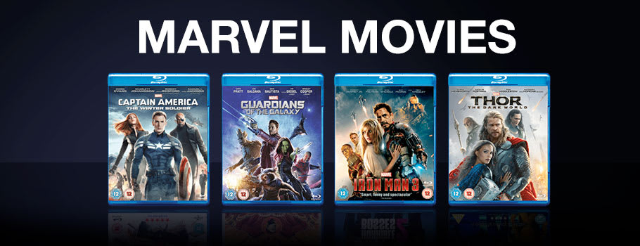 Marvel Movies Promotion - Buy Now at GAME.co.uk!