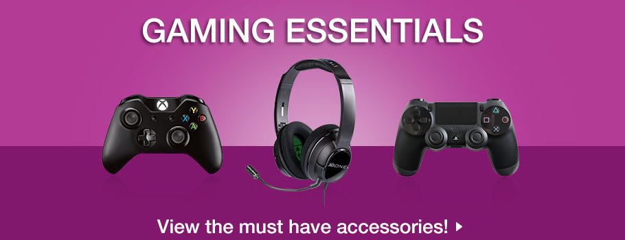 Must Have Accessories - Buy Now at GAME.co.uk!