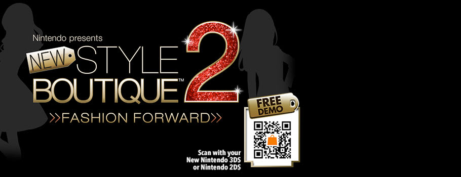 New Style Boutique 2 from Nintendo eShop - Pre-Download Now at GAME.co.uk!