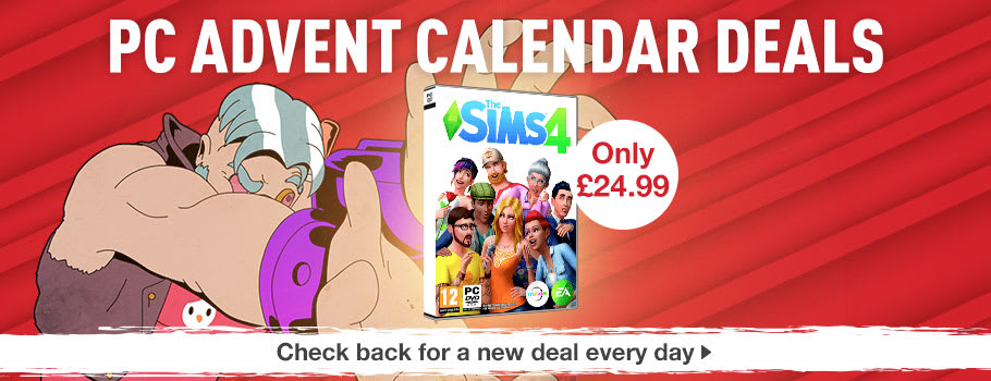 Advent Calendar for PC - Buy Now at GAME.co.uk!