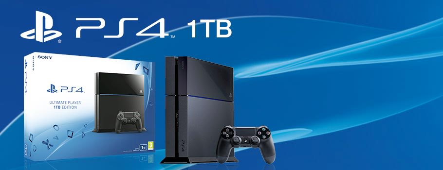 PS4 1 TB Console bundles - Preorder Now at GAME.co.uk!