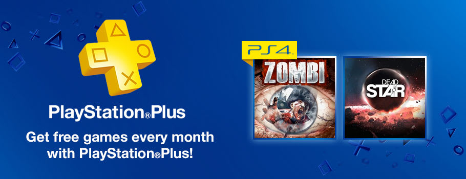PlayStation Plus Membership for PlayStation Network - Download Now at GAME.co.uk!