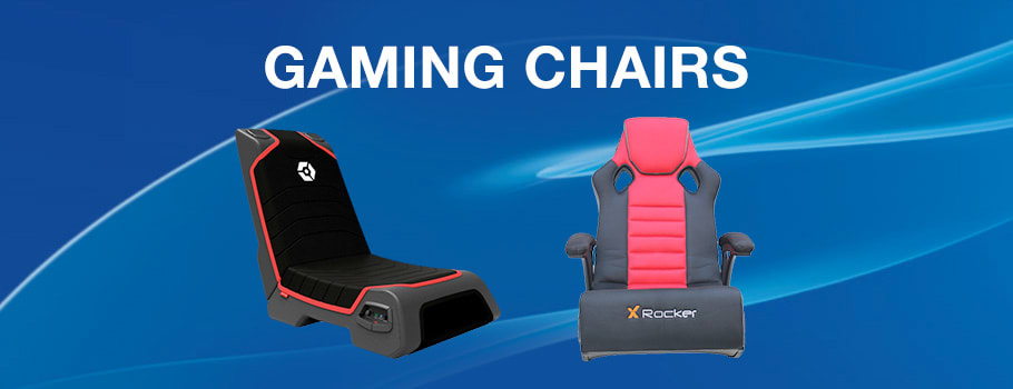 Gaming Chairs for PlayStation 4 - Buy Now at GAME.co.uk!