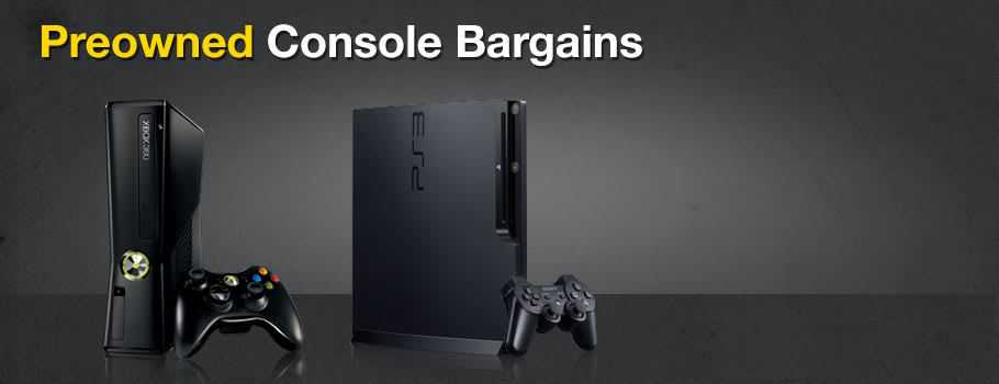 Preowned Hardware - Buy Now at GAME.co.uk!