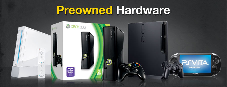 Preowned Hardware