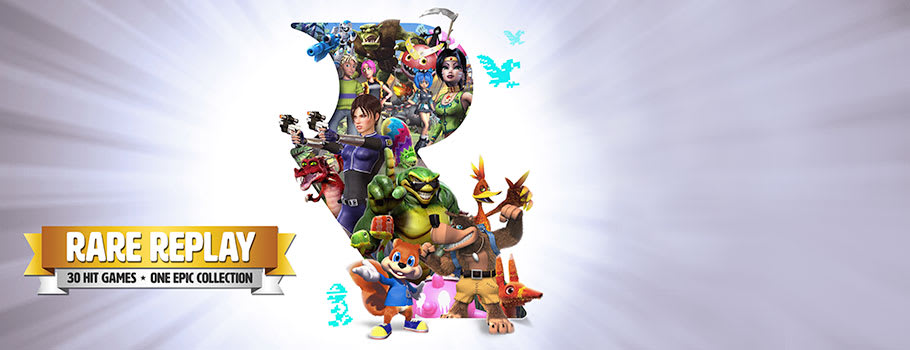 RARE Replay for Xbox One - Preorder Now at GAME.co.uk!