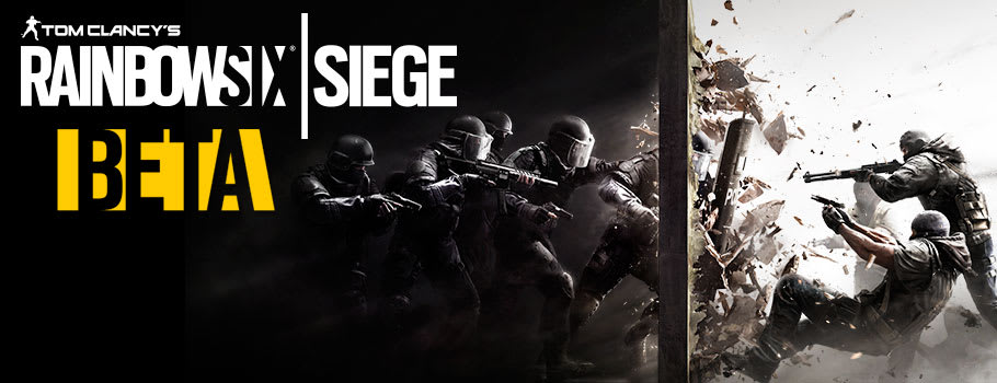 Tom Clancy's Rainbow Six: Siege - Preorder Now at GAME.co.uk!