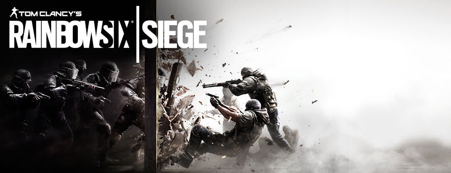 Rainbow Six: Siege for PC - Out Now at GAME.co.uk!