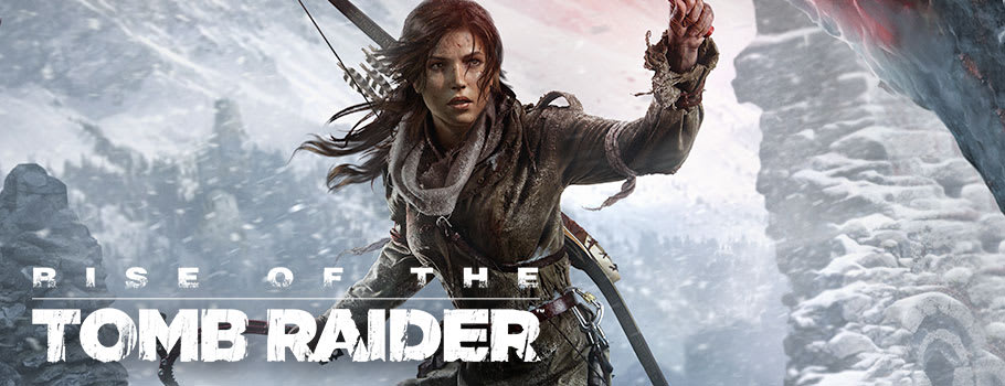 Rise of the Tomb Raider for Xbox 360 - Preorder Now at GAME.co.uk!
