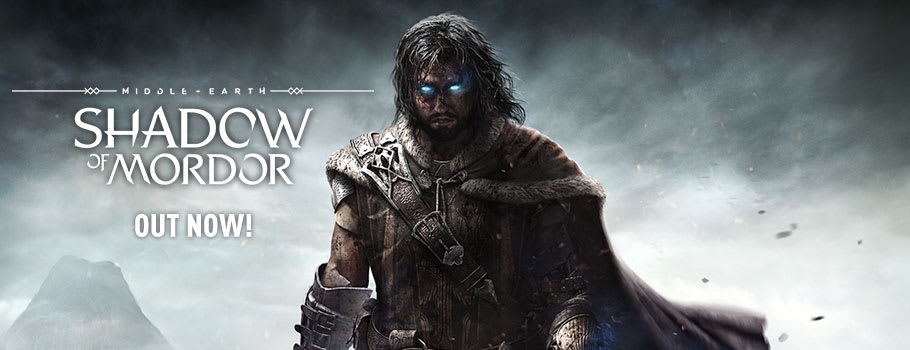 Middle Earth: Shadow of Mordor for PC - Buy Now at GAME.co.uk!
