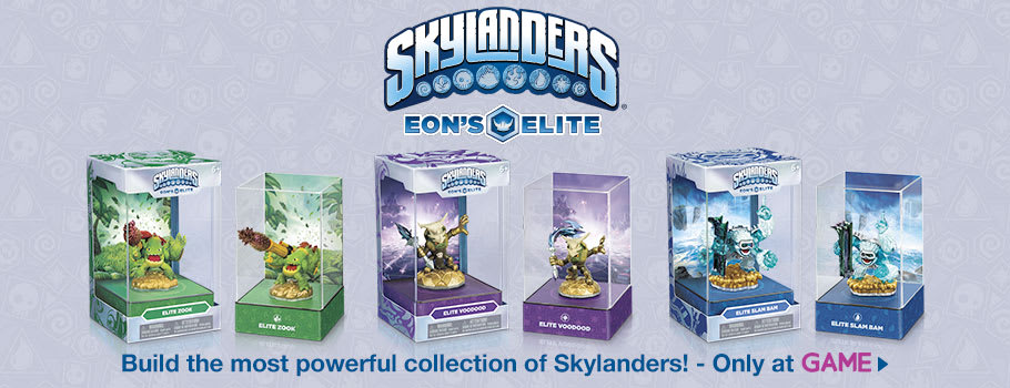Skylanders: Eon's Elite Characters for Xbox 360 - Buy Now at GAME.co.uk!