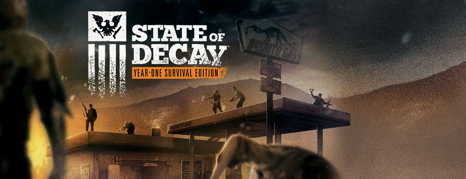State of Decay - Preorder Now at GAME.co.uk!