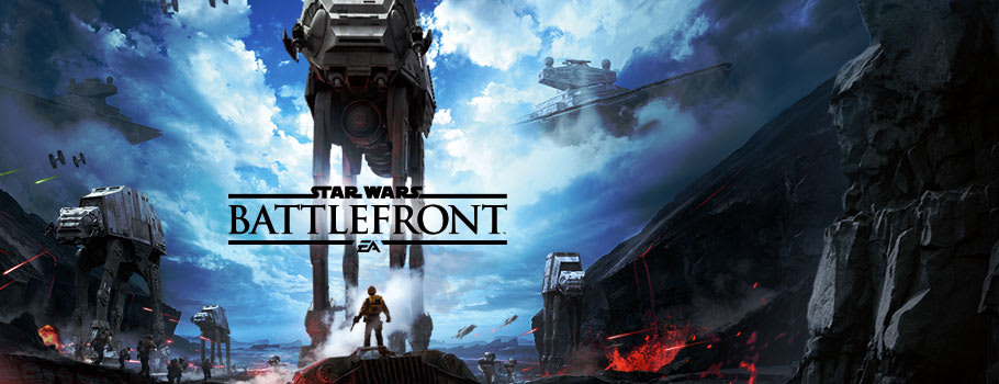Star Wars Battlefront - Preorder Now at GAME.co.uk!