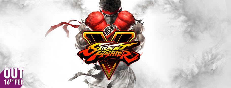 Street Fighter V for PC Download - Pre-Purchase Now at GAME.co.uk!