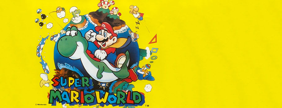 Super Mario World for Nintendo eShop - Download Now at GAME.co.uk!