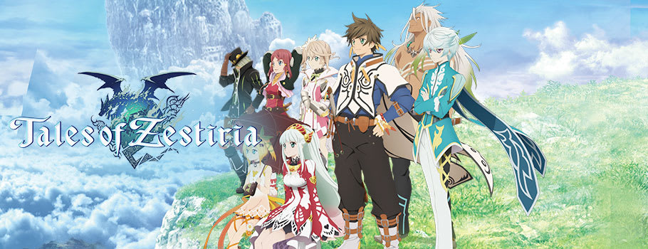 Tales of Zestria for PlayStation 3 - Pre-order Now at GAME.co.uk!