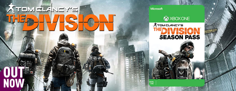 The Division Season Pass for Xbox Live - Buy Now at GAME.co.uk!