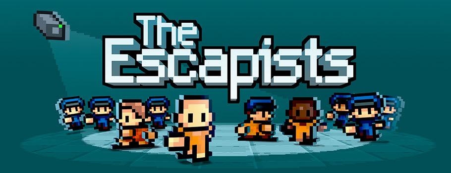 The Escapists for PC Download - Download Now at GAME.co.uk!