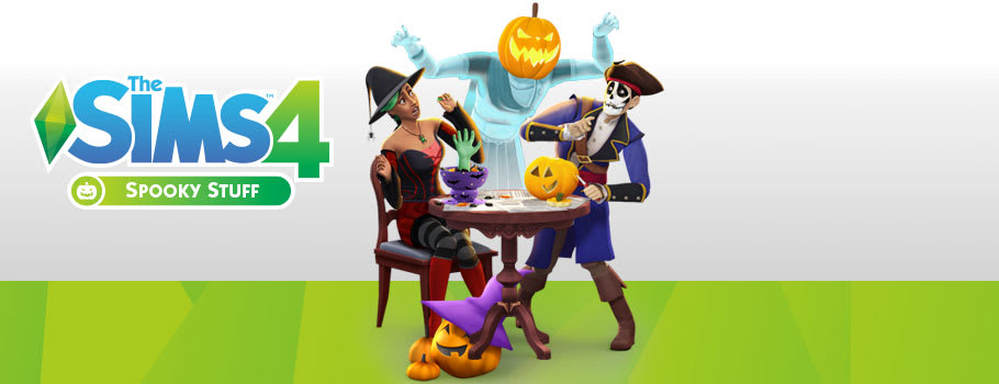 The Sims 4 Spooky Stuff - Buy Now on PC at GAME.co.uk!